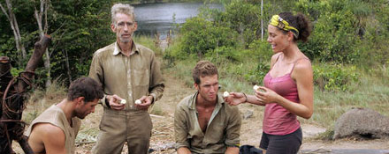 The Survivor: Gabon