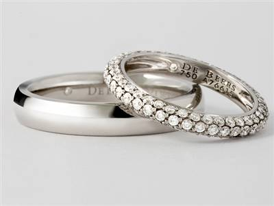 Wedding Bands Chosen for Today Show Couple Jewelry Insider