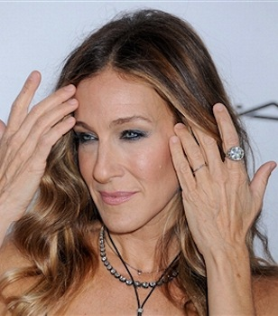Your crush quotes quotes for Sarah jessica parker wedding ring